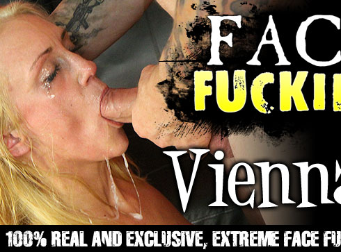 Vienna June Destroyed on FaceFucking.com